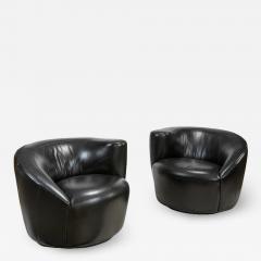 Vladimir Kagan Vladimir Kagan Nautilus Swivel Chairs - 1468630