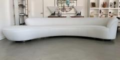 Vladimir Kagan Vladimir Kagan Serpentine Sofa for Directional - 1172693