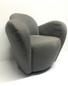 Vladimir Kagan Vladimir Kagan Swivel Lounge Chairs for Directional - 1604656