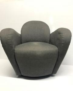 Vladimir Kagan Vladimir Kagan Swivel Lounge Chairs for Directional - 1604659