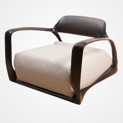 Vladimir Krasnogorov Club Chair by Vladimir Krasnogorov for Thomas W Newman - 210029