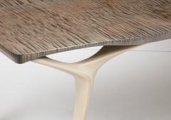 Vladimir Krasnogorov Extendable Dining Table by Vladimir Krasnogorov for Thomas W Newman - 1051296