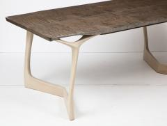 Vladimir Krasnogorov Extendable Dining Table by Vladimir Krasnogorov for Thomas W Newman - 1051297