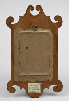 W Badger Antique Miniature Chippendale Mirror Circa 1875 - 1838990