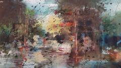 W Carl Burger W Carl Burger Painting - 450201