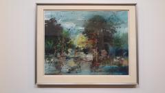W Carl Burger W Carl Burger Painting - 450207