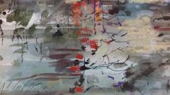 W Carl Burger W Carl Burger Painting - 450208