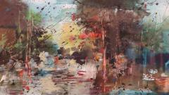 W Carl Burger W Carl Burger Painting - 450210