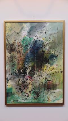 W Carl Burger W Carl Burger Painting - 838383