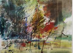 W Carl Burger W Carl Burger Painting - 1067010