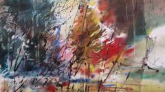 W Carl Burger W Carl Burger Painting - 1067013