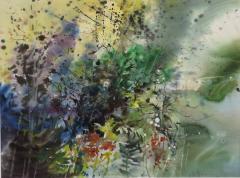 W Carl Burger W Carl Burger Painting - 1067041