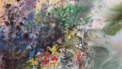 W Carl Burger W Carl Burger Painting - 1067043