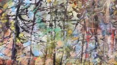 W Carl Burger W Carl Burger Painting Watercolor - 450142