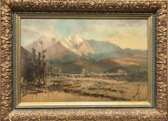 W H M Cox Colorado Rocky Mountains - 2000072