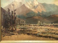 W H M Cox Colorado Rocky Mountains - 2000075