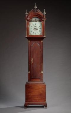 WHITNEY FAMILY FEDERAL TALL CASE CLOCK - 691963