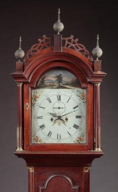 WHITNEY FAMILY FEDERAL TALL CASE CLOCK - 691964