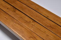 Wabi Sabi Solid Wood Coffee Table 1960s - 2133123