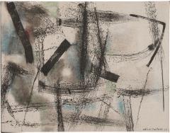 Waishi Tsutaka Untitled Abstraction - 538659