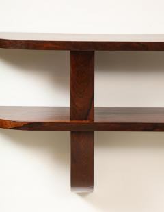 Wall Mounted Rosewood Console - 1954127