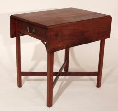 Walnut Chippendale Pembroke Table - 1329483