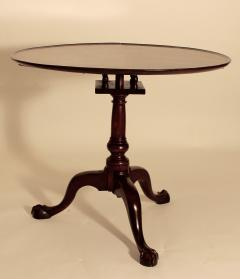 Walnut Chippendale Tea Table - 244328