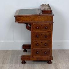 Walnut Davenport Desk England Circa 1840 - 1405207