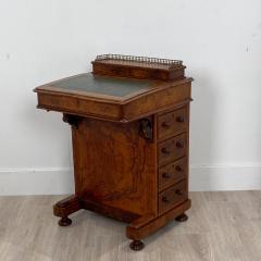Walnut Davenport Desk England Circa 1840 - 1405209
