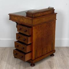 Walnut Davenport Desk England Circa 1840 - 1405210