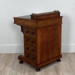 Walnut Davenport Desk England Circa 1840 - 1405211
