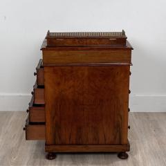 Walnut Davenport Desk England Circa 1840 - 1405212