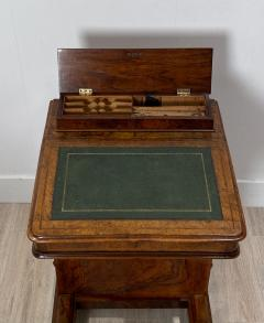 Walnut Davenport Desk England Circa 1840 - 1405215
