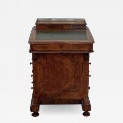Walnut Davenport Desk England Circa 1840 - 1407178