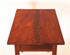 Walnut Hepplewhite One Drawer Stand - 1041835