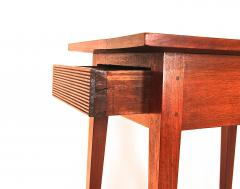 Walnut Hepplewhite One Drawer Stand - 1041837