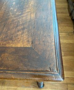 Walnut writing table Circa 1840 - 1557030