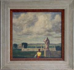 Walter Charles Klett Environs of Rome - 1857273