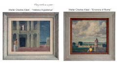 Walter Charles Klett Environs of Rome - 1857275