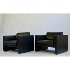Walter Knoll Leather Lounge Chairs by Walter Knoll - 1743085