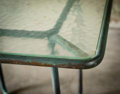Walter Lamb Walter Lamb Square Bronze Side Table - 428463