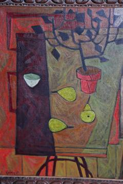 Walter Redding Still Life with Pears 1957 by Walter Redding American 1902 1973  - 1927591