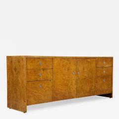 Ward Bennett Cabinet in Burlwood - 793530