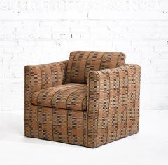 Ward Bennett Ward Bennett Lounge Chairs Bauhaus Fabric 1970 - 1792250