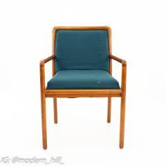 Ward Bennett for Brickel Associates Mid Century Armchairs Set of 5 - 1872504