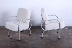 Warren McArthur Pair of Petite Lounge Chairs by Warren McArthur - 1537192