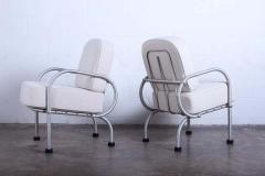 Warren McArthur Pair of Petite Lounge Chairs by Warren McArthur - 1537193