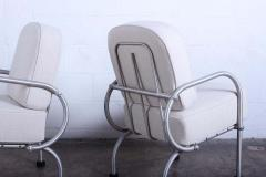 Warren McArthur Pair of Petite Lounge Chairs by Warren McArthur - 1537195