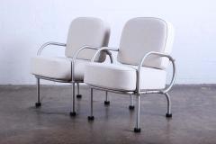 Warren McArthur Pair of Petite Lounge Chairs by Warren McArthur - 1537198