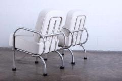 Warren McArthur Pair of Petite Lounge Chairs by Warren McArthur - 1537199